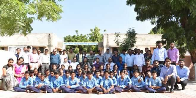Adani Foundation bringing quality education to rural Kutch