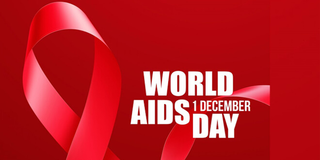 """Communities make the difference"", an event to commemorate World AIDS Day on 1st December, 2019 in New Delhi."
