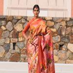 Designer Gautam Gupta showcases ASHA GAUTAM Timeless Indian Handicrafts @ INHERIT 2019 Presented by FDCI