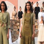 Designer Suman Nathwani Showcased Summer Art Soiree Collection