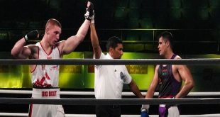 Adani's Gujarat Giants lands a Knock-Out Punch at India's maiden Boxing League