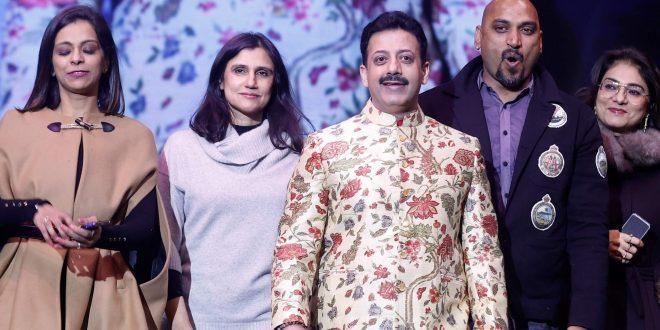 India Luxury Foundation showcased prologue of India Luxury Show @ Make Me Up Festival.