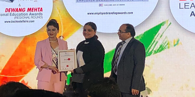 SMAAASH wins North India Best Employer Award 2019