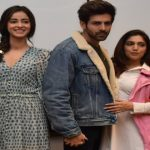 Pati Patni Aur Woh Movie Promotions Held in National Capital