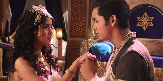 Aladdin to get married but not to Yasmine! Who is he marrying?