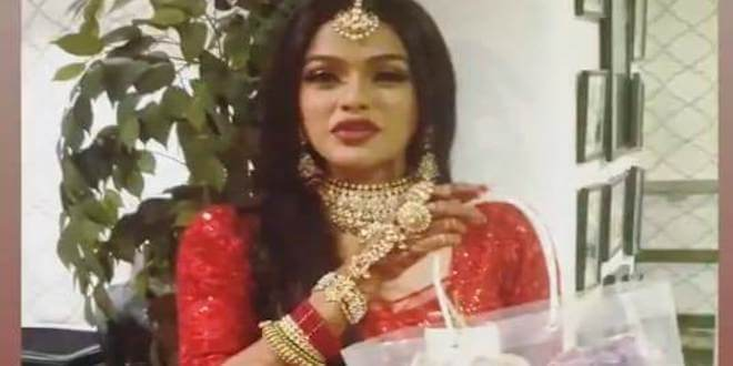 Television Star Sonyaa Ayodhya roped in Izhaar to take charge of her wedding gifts