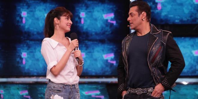 Salman Khan's special rendition of Divya Khosla Kumar's Yaad Piya Ki Aane Lagi