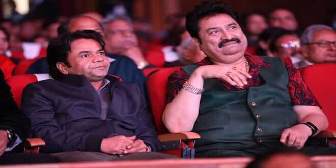 2nd Kumar Sanu Awards held at the Siri Fort Auditorium in New Delhi