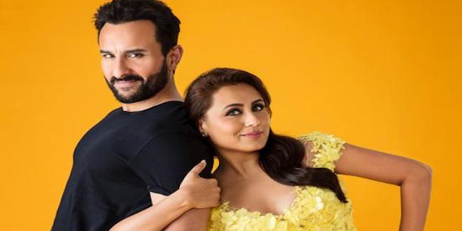 Saif and Rani to bring their magic back in Bunty Aur Babli 2!