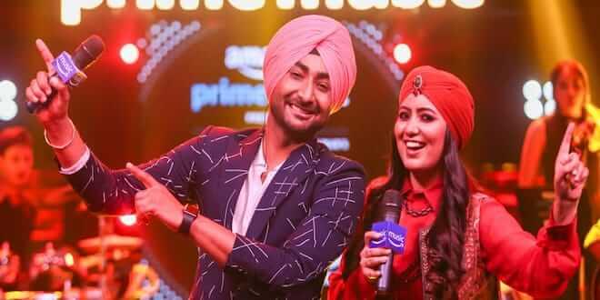 Harshdeep Kaur & Ranjit Bawa's Laung Laachi-Sheesha T-Series Mixtape Punjabi Season 2 is out now