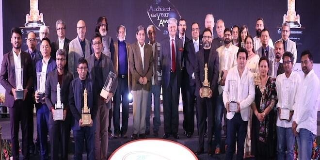 JK Cement Ltd. announces winners of the 28th edition of Architect of the Year Awards 2019