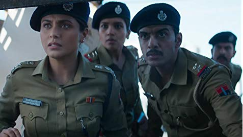 YRF's Mardaani 2 holds superbly on Monday, to garner 2.85 crore, total collections now at 21 crore!