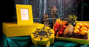 Izhaar comes up with their unique yet imperishable yellow collection