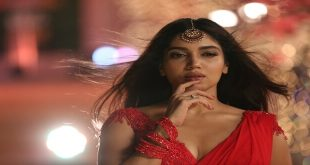 Bhumi Pednekar Goes All Glamorous for Pati Patni Aur Woh