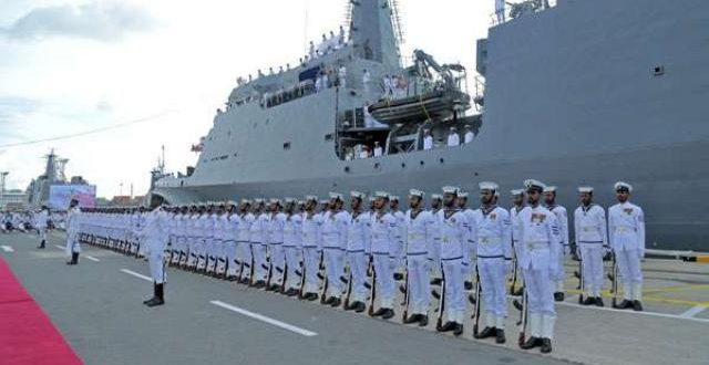 PM Modi salutes Indian Navy, on the Navy Day today