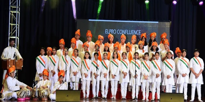 Elpro International School Bids Adieu to 2019 with 'Elpro Confluence'