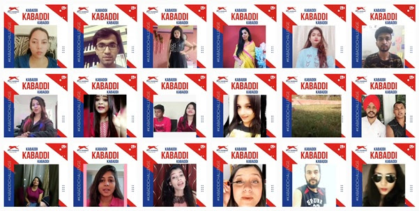 Shiv Naresh Sports Conducted the First-ever Kabaddi Video Challenge