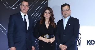 Twinkle Khanna, Brand Ambassador of Kohler Redefines Luxury and Design with the Launch of its Second Experience Centre in Shakti Mills, Mumbai
