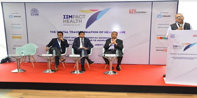 TiE Mumbai and IIM Ahmedabad Alumni Healthcare SIG Organize IIMPACT Health Conference - The Digital Transformation of Healthcare