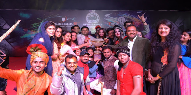 "Renaissance University's Annual Fest ""Indradhanush 2019"" Concluded Successfully"