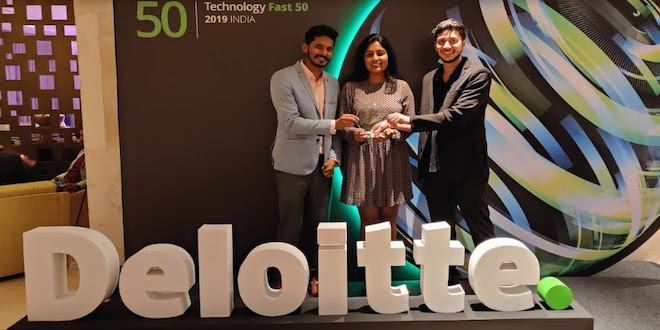 Mobisy Technologies Ranks on Deloitte Technology Fast 50 India 2019 for the Fourth Time