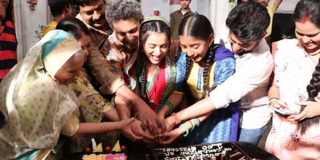 &TV'S GUDIYA HUMARI SABHI PE BHARI HITS THE PERFECT CENTURY!
