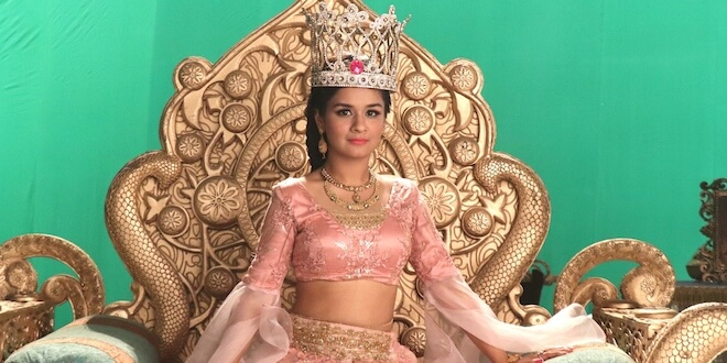 All hail Queen Yasmine on Sony SAB's Aladdin: Naam Toh Suna Hoga