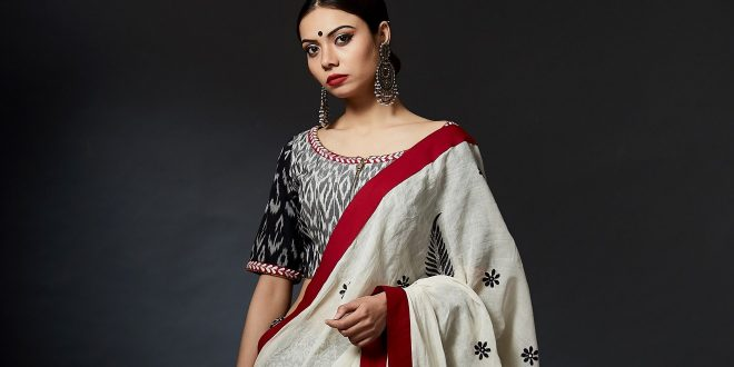 Flaunt the colourful saree collection unveiled by Designer Anuradha Ramam