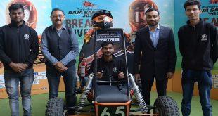 Mahindra kicks off the 13th edition of BAJA SAEINDIA 2020