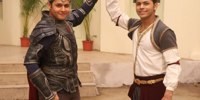 Fans to witness an action-packed week as Baalveer and Aladdin come together to fight evil
