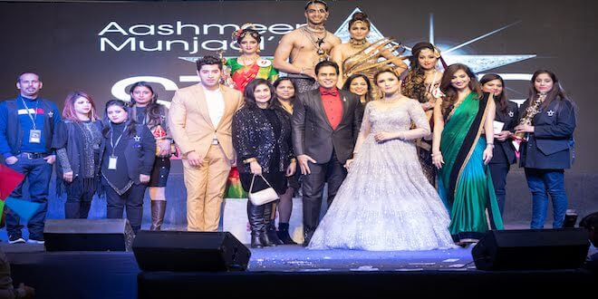 Make-up expert Aashmeen Munjaal celebrated 4th Season of Asia' Biggest Make-up & Hair Championship