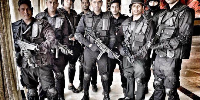 Arjan Bajwa I wish I was a NSG Commando in real!