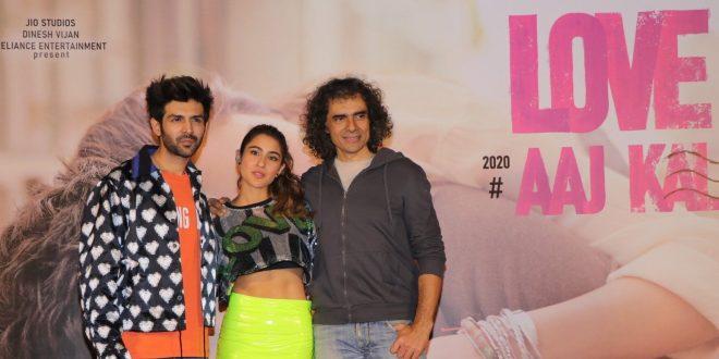 Trailer Out Now... Kartik & Sara Team Up for an Imtiaz Ali Romance - Love Aaj Kal