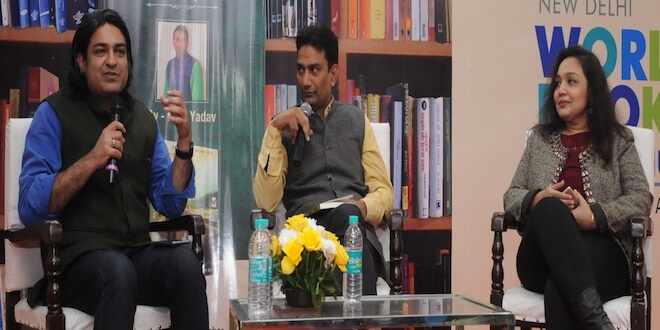 "Nitin Yadav's book 'NH 24"" Unveiled in National Capital"
