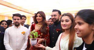 River Lady Arushi Nishank gets Champions of Change Award 2019