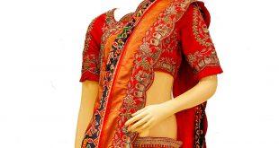 Revamp your wardrobe with Designer Asha Gautam latest collection for Lohri