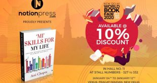 """""""MI Skills for My Life"""" is available at India's biggest and oldest book fair"""