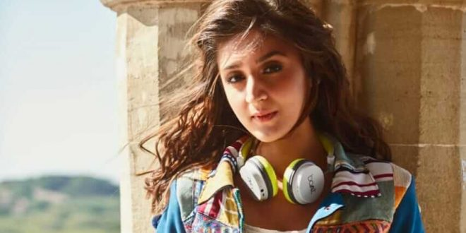 It's another chartbuster in the pipeline for the pop sensation, Dhvani Bhanushali !