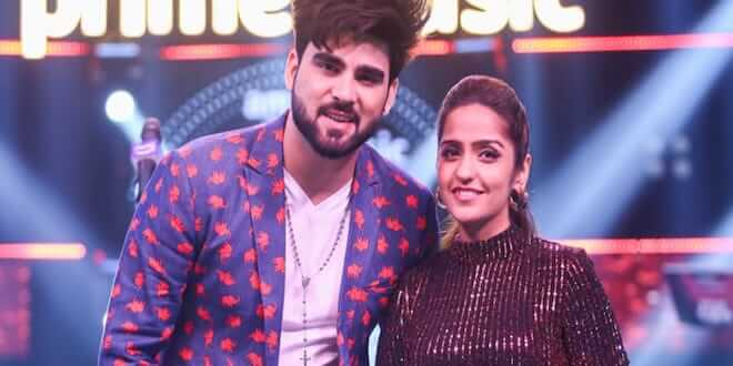 Amazon Prime Music presents Inder Chahal and Asees Kaur's rendition of Teri Lod Nahi and Rabba for T-Series' MixTape Punjabi Season 2
