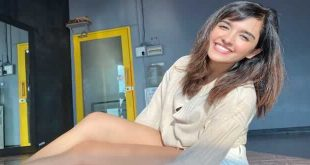 Shirley Setia who will make her Bollywood debut with movie 'Nikamma'
