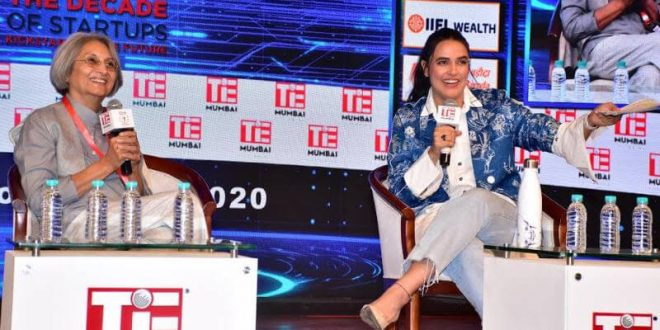 TiEcon Mumbai 2020 Culminated on an Enthusiastic Note with Revolutionary Ideas and Impactful Solutions