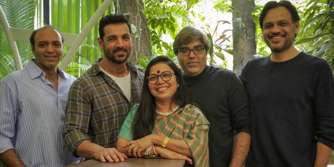 John Abraham to produce well-known social entrepreneur, Revathi Roy's biopic