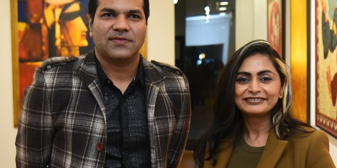 Aarambh at Alturaash Art Gallery