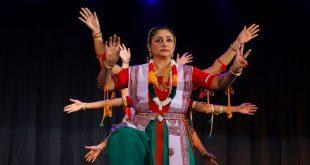 Natya Tarangini organized 4th edition of 'Maha Shivaratri' Festival on Friday at 'Raja Radha Rangmanch' at Saket.