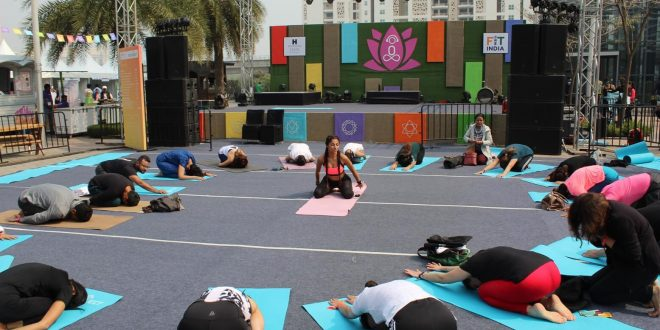 India's Biggest Yoga and Wellness Festival