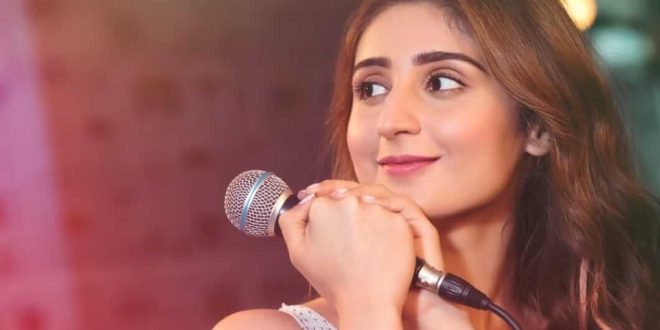 I love being a playback singer but I also want to be known as an independent artist : Dhvani Bhanushali