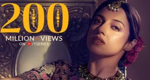Divya Khosla Kumar hits it out of the park as Yaad Piya Ki Aane Lagi crosses 200 million views on YouTube!