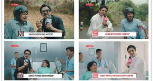 HDFC ERGO Health Unveils its TVC Campaign ''Bad News - Good News'' with Nawazuddin Siddiqui