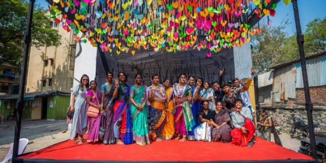 St+art India Foundation and Asian Paints Present Project 'Me/We' at Mahim Art District