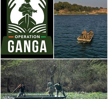 Indian Territorial Army to Celebrate Ganga Yodha Mahotsav 2020